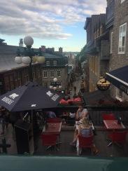 a top view of Escalier Casse-Cou (Rue du Petit)