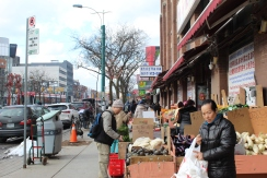 Market at Spadina-Chinatown