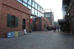 Kiss Sign-Distillery District
