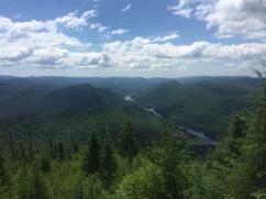 Jacques-Cartier Mountain top