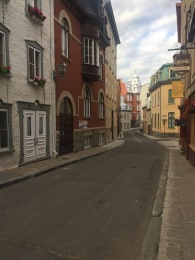 Street view of Old City