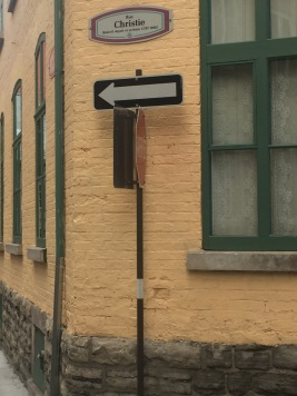Rue Christie Street