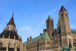 Parliament Hill( Side view)