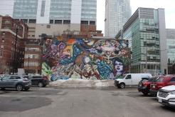 Street art at Church St