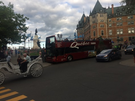 View of Château Frontenac